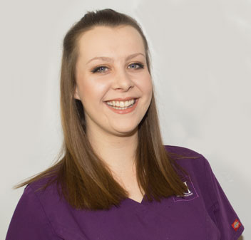 Gemma Price Dental nurse rock dental tettenhall wolverhampton