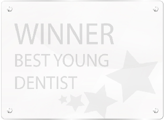 Winner Best Young Dentist