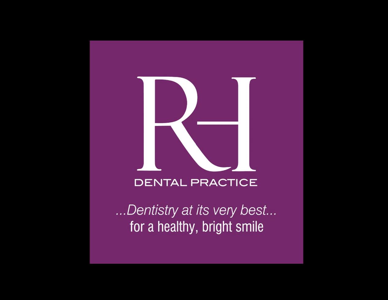 Rock House Dental Practice Logo for Video Overlay Dentist Wolverhampton