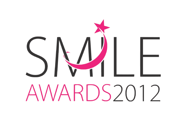 Smile Awards 2012 Logo Dentist Wolverhampton