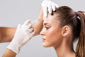 botox anti-wrinkle injection forehead Dentist In Wolverhampton