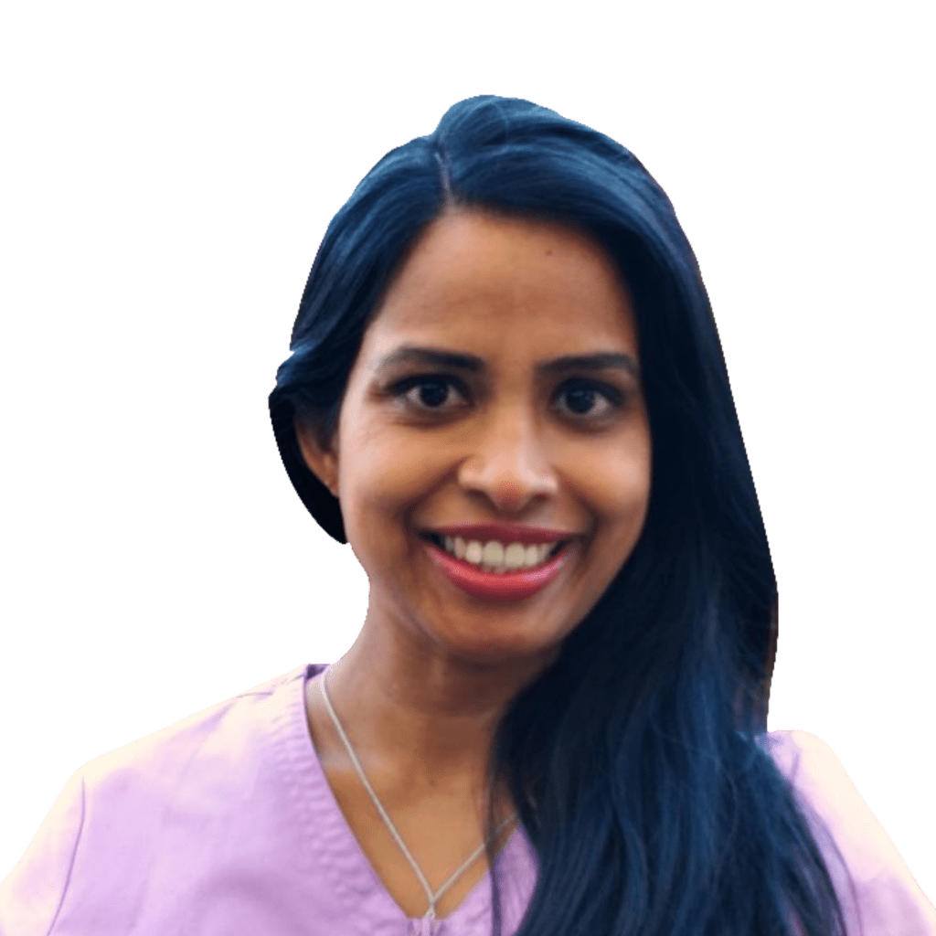 Amrutha Paul Periodontics and Gum Treatments at Rock House Dental Practice Headshot Wolverhampton Dentist