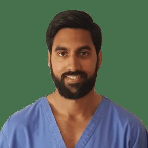 Karan Jolly Medical Doctor Botox Dermal Fillers and Facial Aesthetics Rock House Dental Practice tettenhall Wolverhampton Headshot